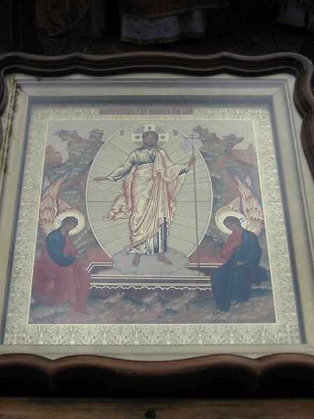 Икона Воскресения Господа нашего Иисуса Христа