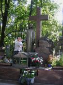 Новодевичий монастырь, кладбище