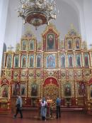 Храм Всех Святых. Иконостас
