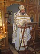 Проповедь настоятеля