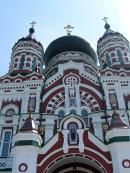 Свято-Пантелеимоновский монастырь