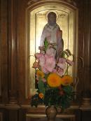 Преображение Господне. Храм в цветах!