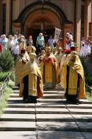 В ожидании приезда митрополита...