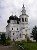 Вологда. Храм на Соборной горке