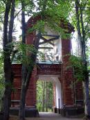 Колокольня на Игуменском кладбище
