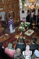 Проповедь перед святой Плащаницей