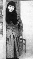Схимонахиня Гавриила (Геронтисса Гавриилия)