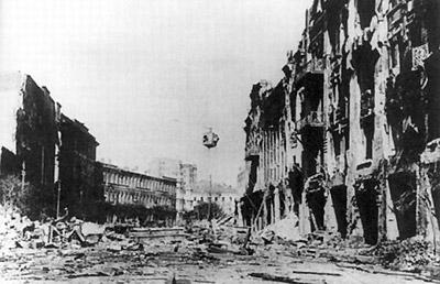 Киев в годы Великой Отечественной войны