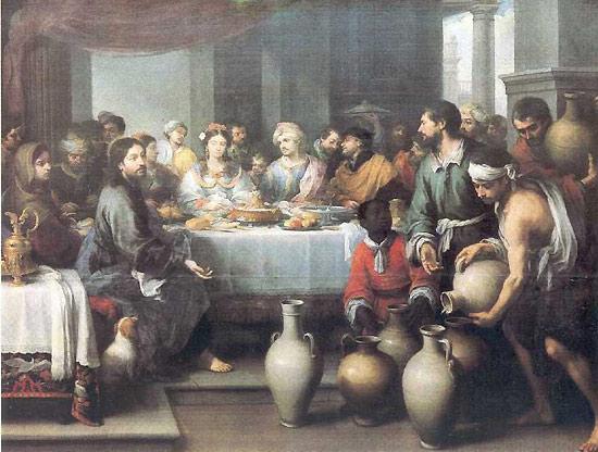 евангельский синопсис 25чудо в кане галилейской