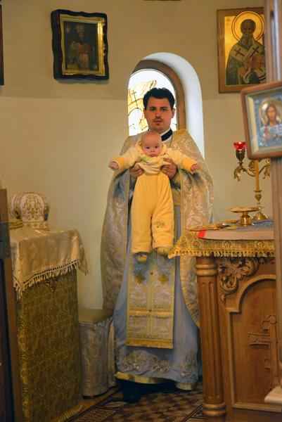 Хиротония о.Георгия